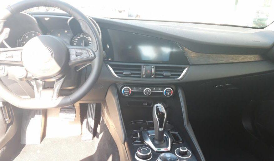 Alfa Romeo Giulia MY 2020 – 2.2 MultiJet AT E6D (160 KS) Super