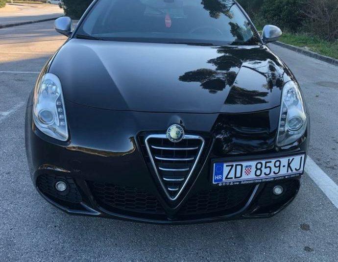 Alfa Romeo Giulietta 1,6 JTD
