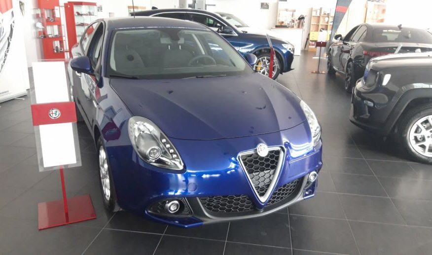 Alfa Romeo Giulietta 1,6 Multijet