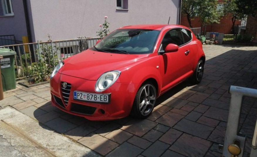 Alfa Romeo MiTo 1,6 JTDM Koža alu 18. ….