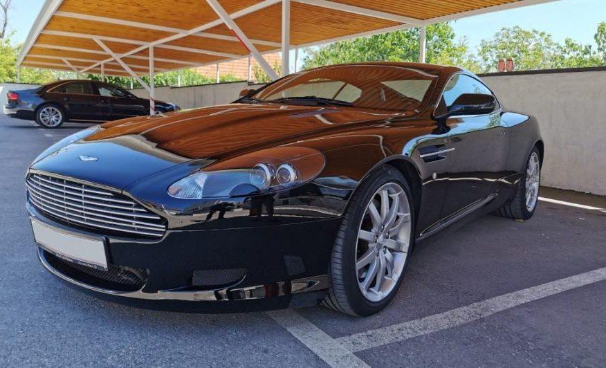 Aston Martin DB9 6.0 V12 ***TAUCHTRONIC***