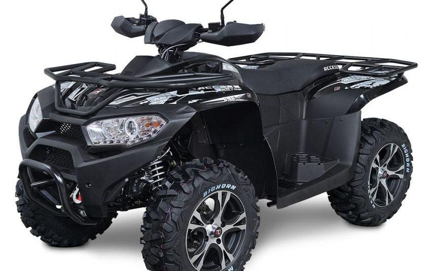 ATV Access AX 800i T3, 4X4, diff lock, krediti, servis…