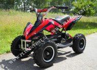 ATV ELEKTRO 800W MINI QUAD – MAXIMALNA OPREMA 1 cm3