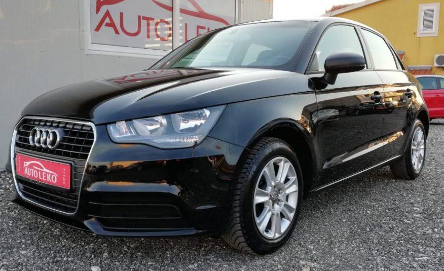 Audi A1 1,6 TDI Sportback Navi Klima Alu