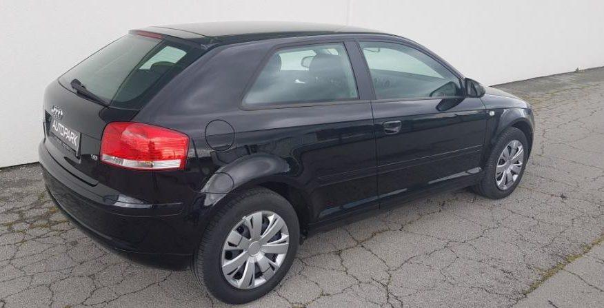 Audi A3 1,6 benzinac, prvi vlasnik servisiran odlično stanje