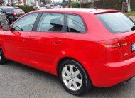 Audi A3 1,6 TDI,SPORTBACK,AUT0MATSKA KLIMA,SERVISNA,NA IME KUPCA.