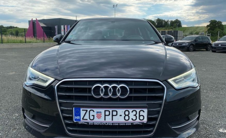 "Audi A3 2,0 TDI **S-LINE** SPORTSKI VOLAN ALU 18"" BIXENON LED SERVISNA"