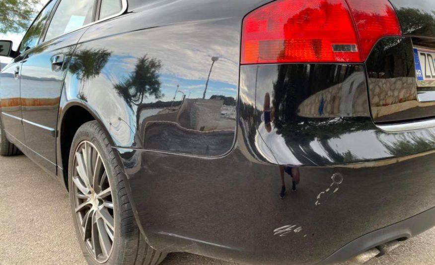 Audi A4 2,0 TDI automatik