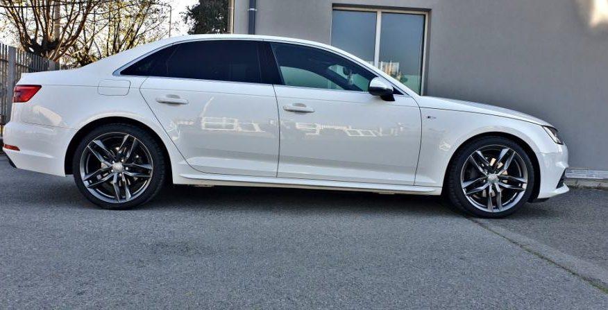 Audi A4 b9 2.0tdi 190ks 2x S line, SPORT paket +,LED,Koža,velika NAVI