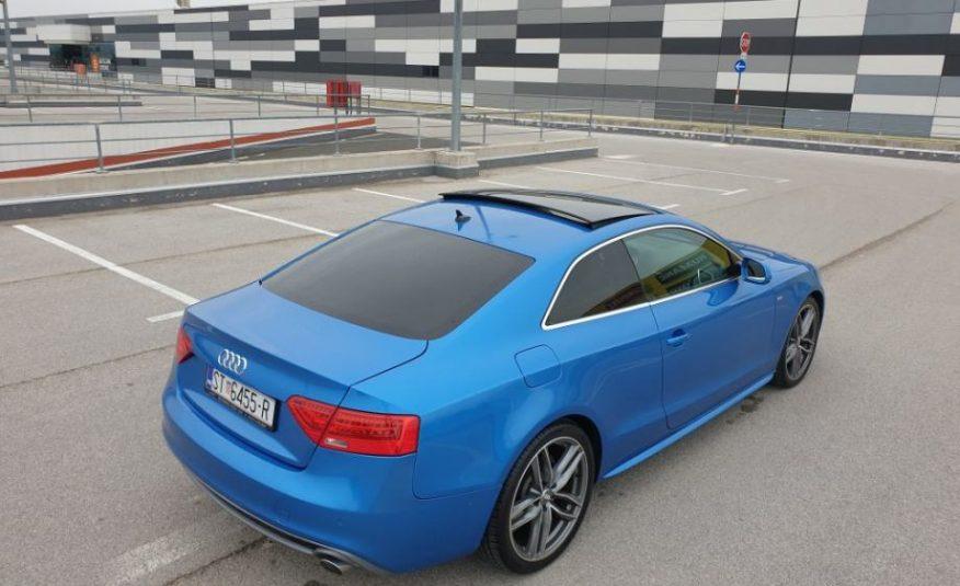 Audi A5 Coupe 3,0 TDI QUATTRO 3 X S-LINE ** TOP STANJE ** ZAMIJENA **