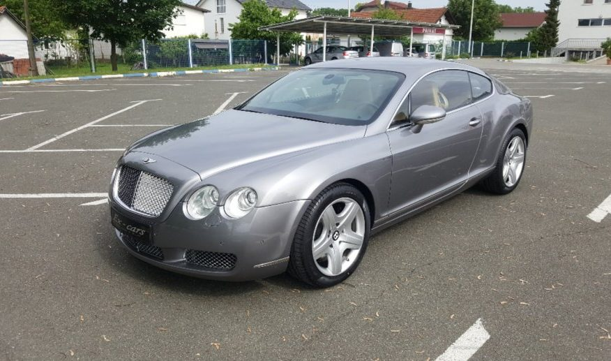 Bentley Continental GT W12  –2004.g.–FULL