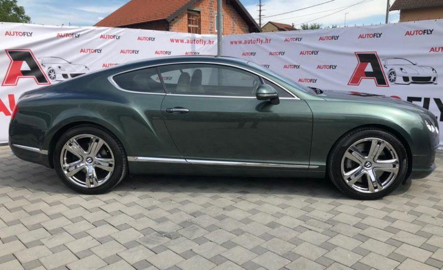 Bentley Continental GT W12 BiTurbo Facelift, Navi, Breitling, servisna