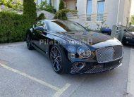 Bentley Continental GT W12 Mulliner
