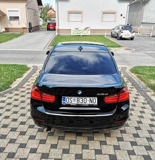 BMW 318d SPORT – XENON/TEMPOMAT/PDC/REG.GOD.DANA