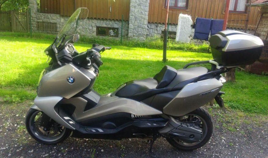 BMW C650gt 650 cm3