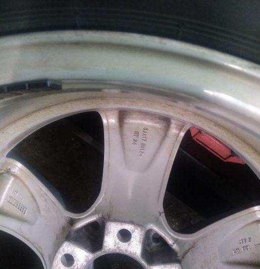BMW ili Insignia felge 17″ 5×120 sa gumama 225/50R17 M+S