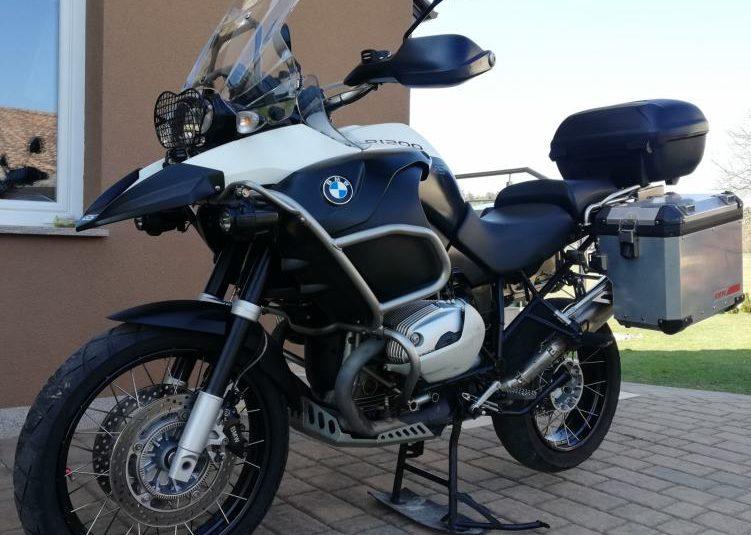 BMW R 1200 GS ADVENTURE 1200 cm3