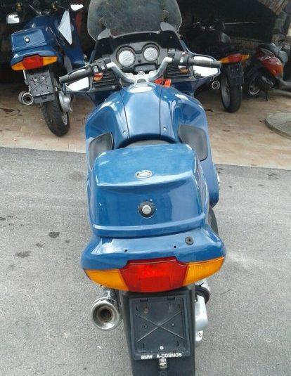 BMW R1150RT 1149 cm3