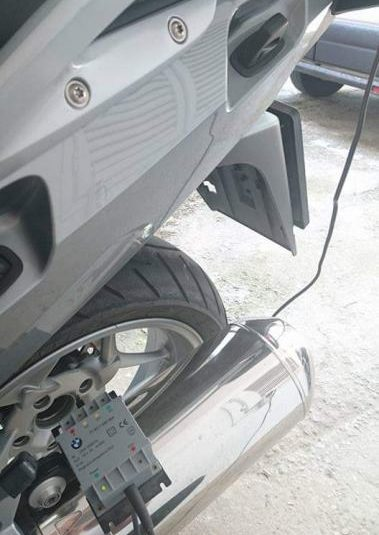 BMW R1200 RT 1170 cm3