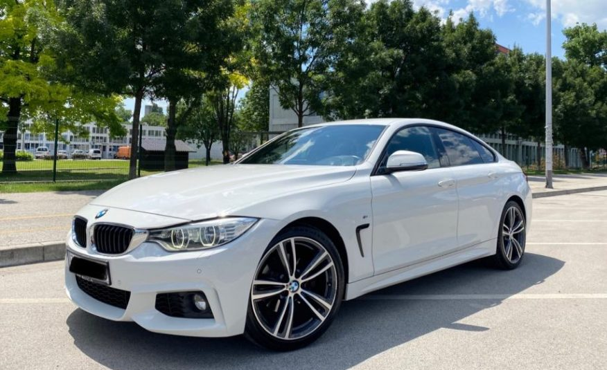 BMW serija 4, 420d Gran Coupe, M Sport, Head-UP, Adaptive LED, Keyless