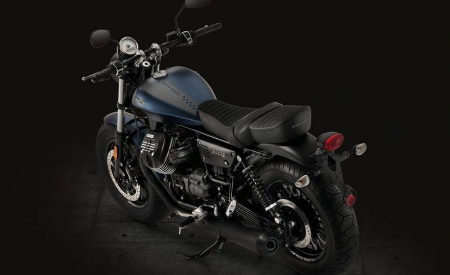 Moto Guzzi V 9 BOBBER/ROAMER 853 cm3