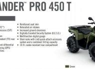 BRP Can-Am Outlander 450 PRO T
