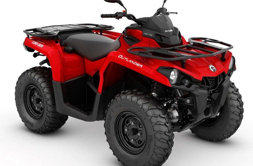 BRP Can-Am Outlander 450 STD T