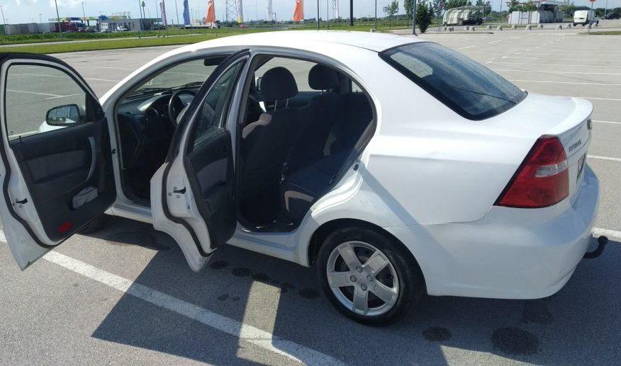 Chevrolet Aveo 1,4 16V LS