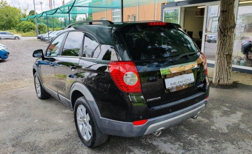 Chevrolet Captiva 2,0 D LT 7 SJEDALA,KOŽA NA FIRMU NEMA PRIJENOSA