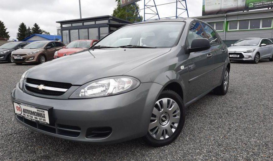 Chevrolet Lacetti 1,4 SX,KLIMA,SERVO,ABS,ODLIČAN,48000KM,REG.-8/2020