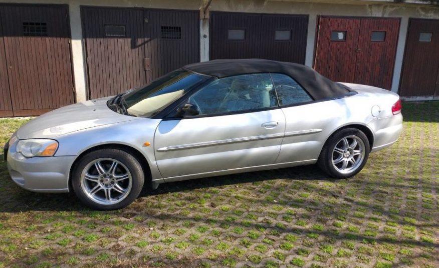 Chrysler Sebring 2,7 L 24V Limited Cabriolet