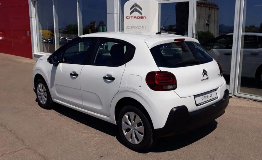 Citroën C3 LIVE – A K C I J A – 5 god jamstva – 89 900 KN !!!!!!!!