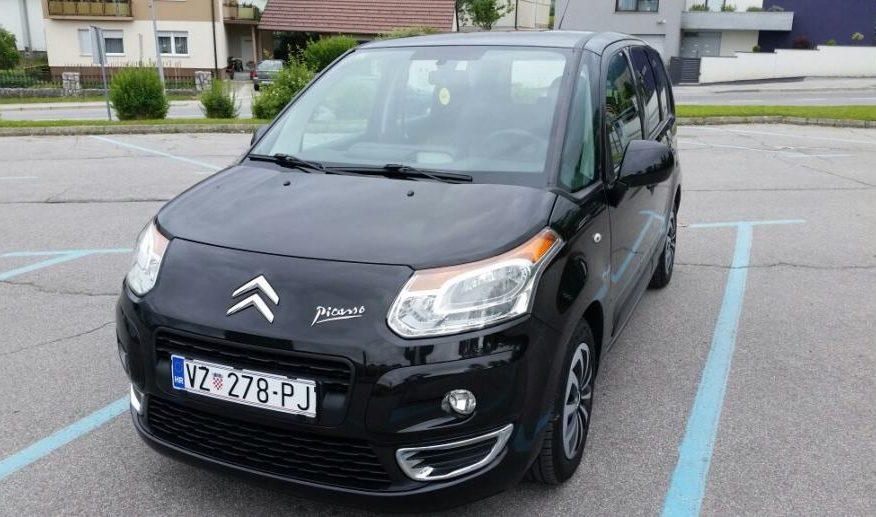 Citroën C3 Picasso 1,6 HDi servisna, reg.1 godinu