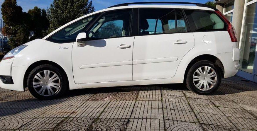 Citroën C4 Grand Picasso 1,6 HDi / 7 SJEDALA / MATIK / VELIKI SERVIS