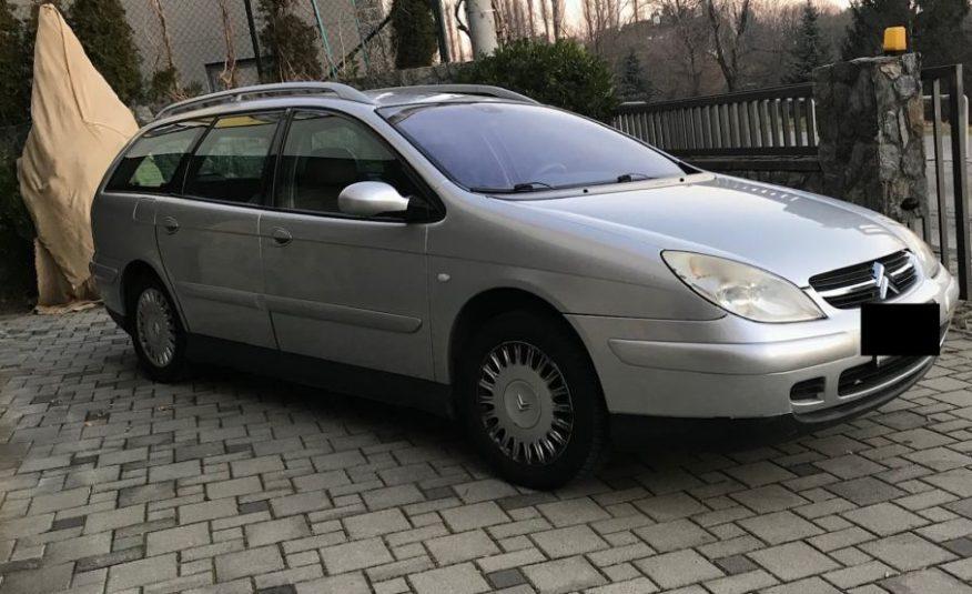 Citroën C5 Break 2,2 HDi 16V SX