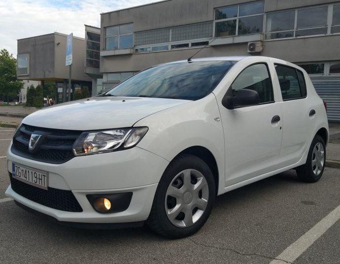 Dacia Sandero 1,2 16V Plin  Reg. 6mj./2021. NIJE UVOZ !!! 108.100km
