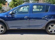 Dacia Sandero Stepway blue dCi 95