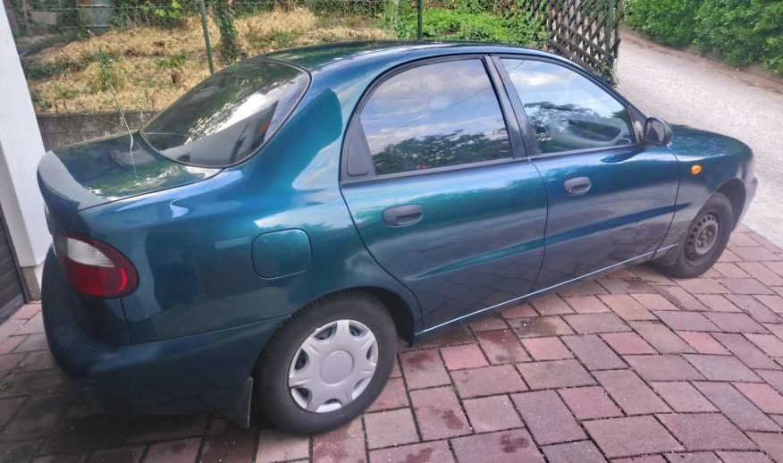 Daewoo Lanos 1,5 SE