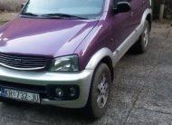 Daihatsu Terios 1.3 ,16 v,klima,abs,novo reg,4×4.