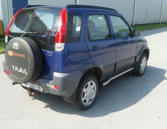Daihatsu Terios 1.3 i klima 4×4