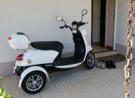 Električni skuter na 3 kotača(12.000 KN)
