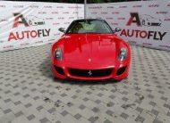 Ferrari 599 Fiorano F1, GTO optika, Miletech ispuh, 21″ felge