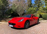 Ferrari California 4,3