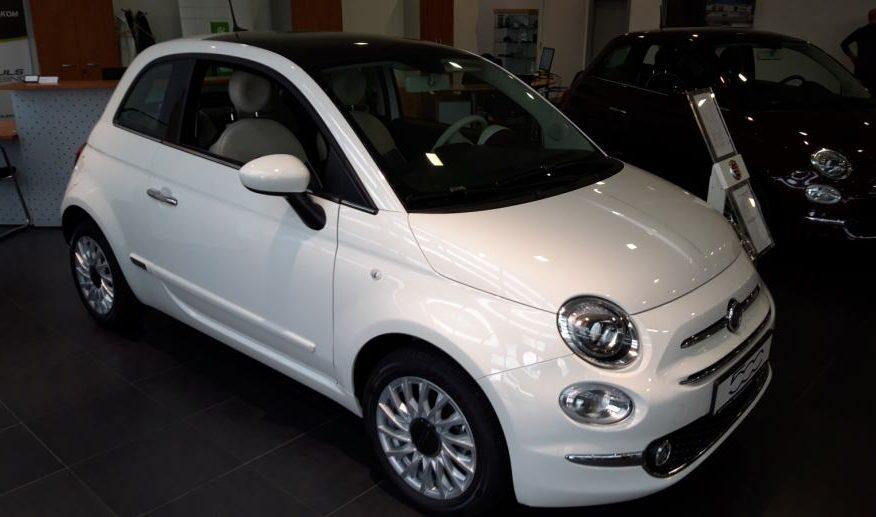 Fiat 500 1,2 8V