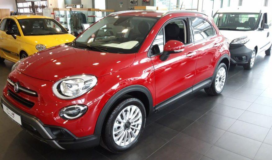 Fiat 500X 1,0