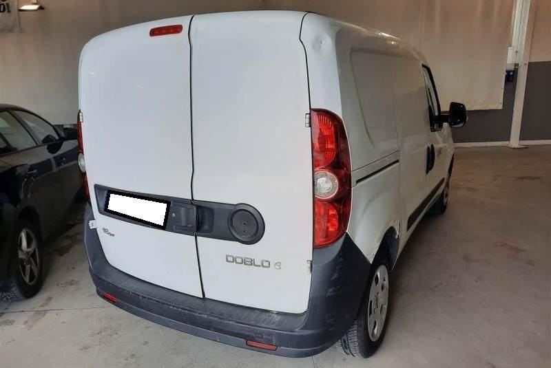 Fiat Doblo 1.3 Multijet, 1.VLASNIK, SERVISNA KNJIGA, GARANCIJA!