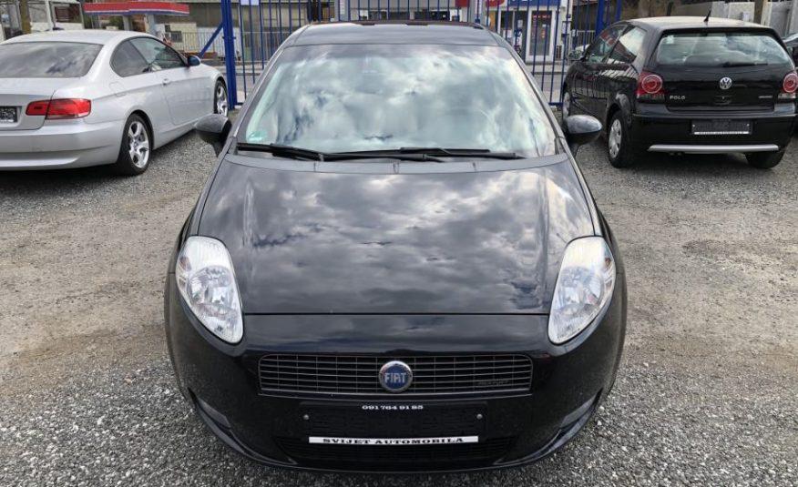 Fiat Grande Punto 1,3 JTD – SERVISNA KNJIGA !!! PRILIKA !!!