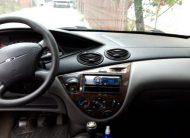 Ford Focus 1,6 benzin