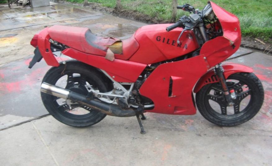 Gilera EV 125 125 cm3