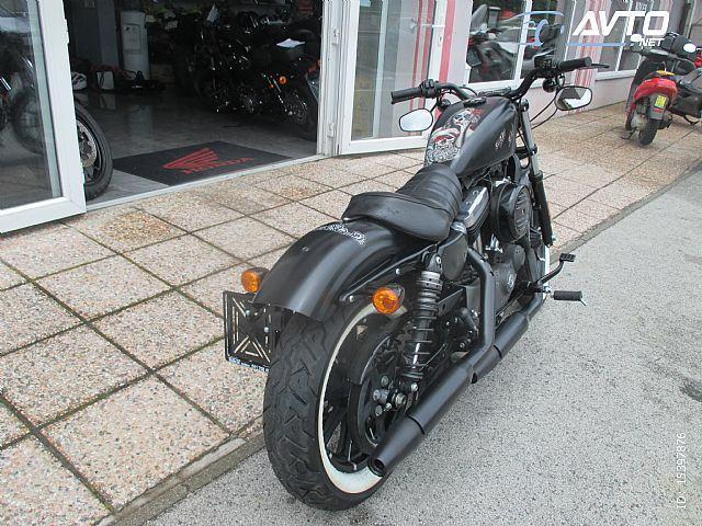 Harley-Davidson 883 IRON ABS